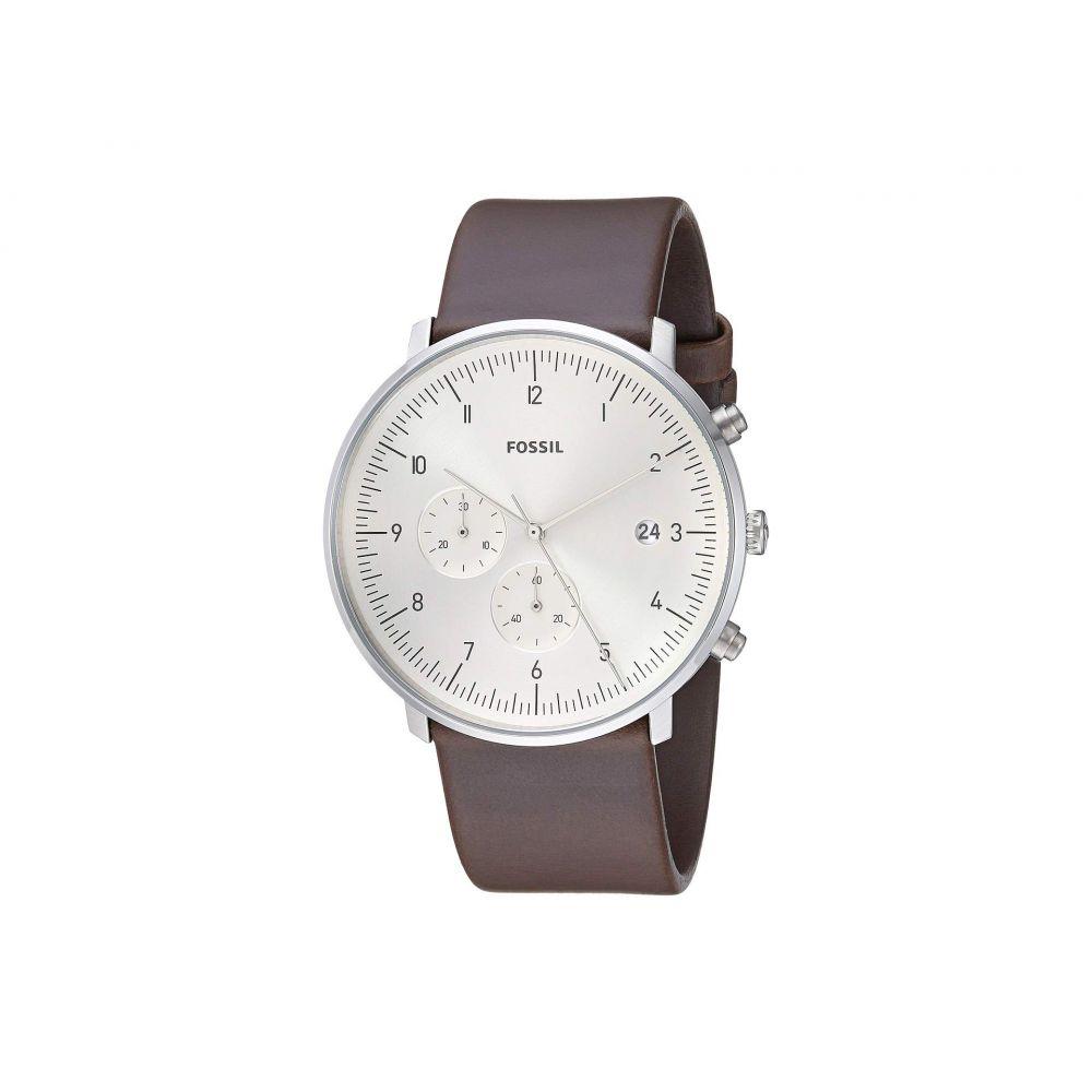 フォッシル Fossil メンズ 腕時計【Chase - FS5488】Brown