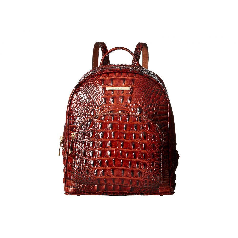 ブラーミン Brahmin レディース バッグ バックパック・リュック【Melbourne Mini Dartmouth Backpack】Pecan