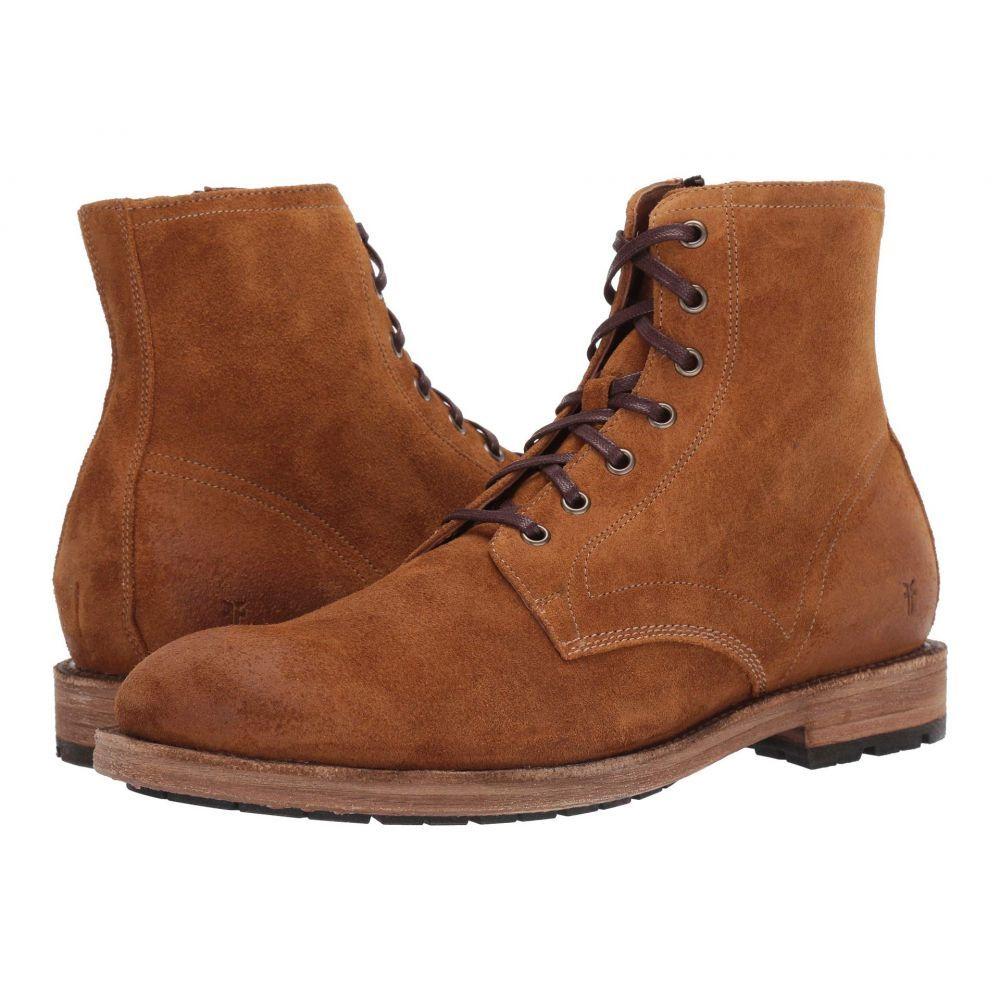 フライ Frye メンズ シューズ・靴 ブーツ【Bowery Lace-Up】Wheat Oiled Suede