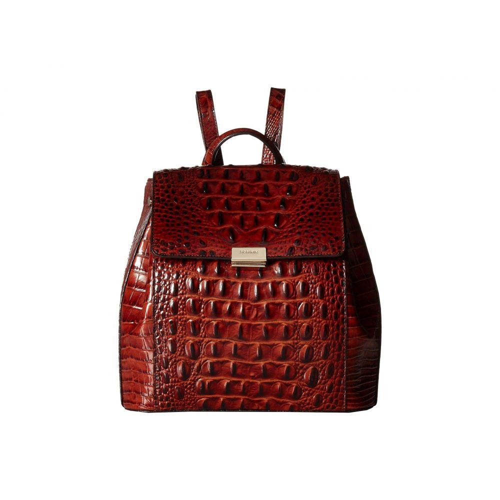 ブラーミン Brahmin レディース バッグ バックパック・リュック【Margo Backpack】Pecan