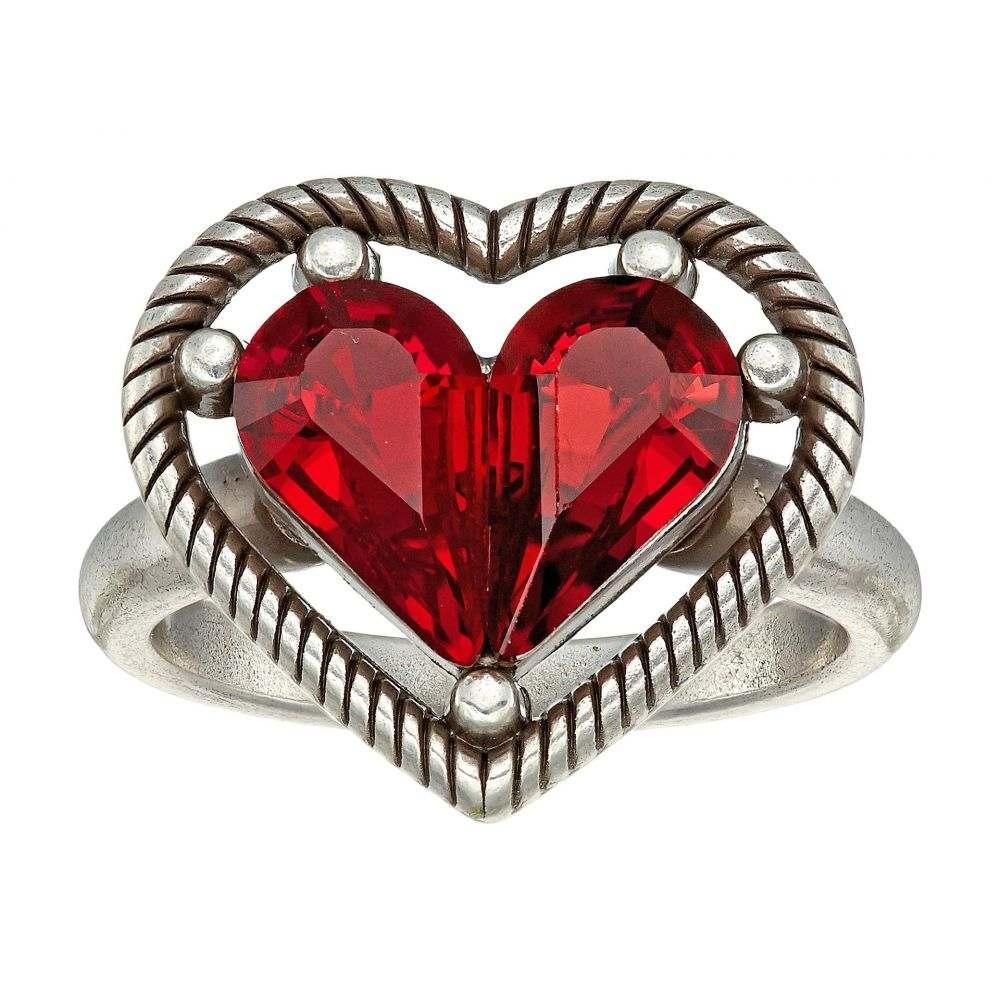 ブライトン Brighton レディース ジュエリー・アクセサリー 指輪・リング【One Love Petite Heart Ring】Ruby