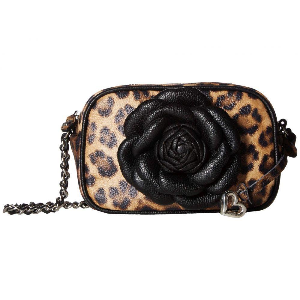 ブライトン Brighton レディース バッグ【Rosie Mini Camera Bag】Leopard