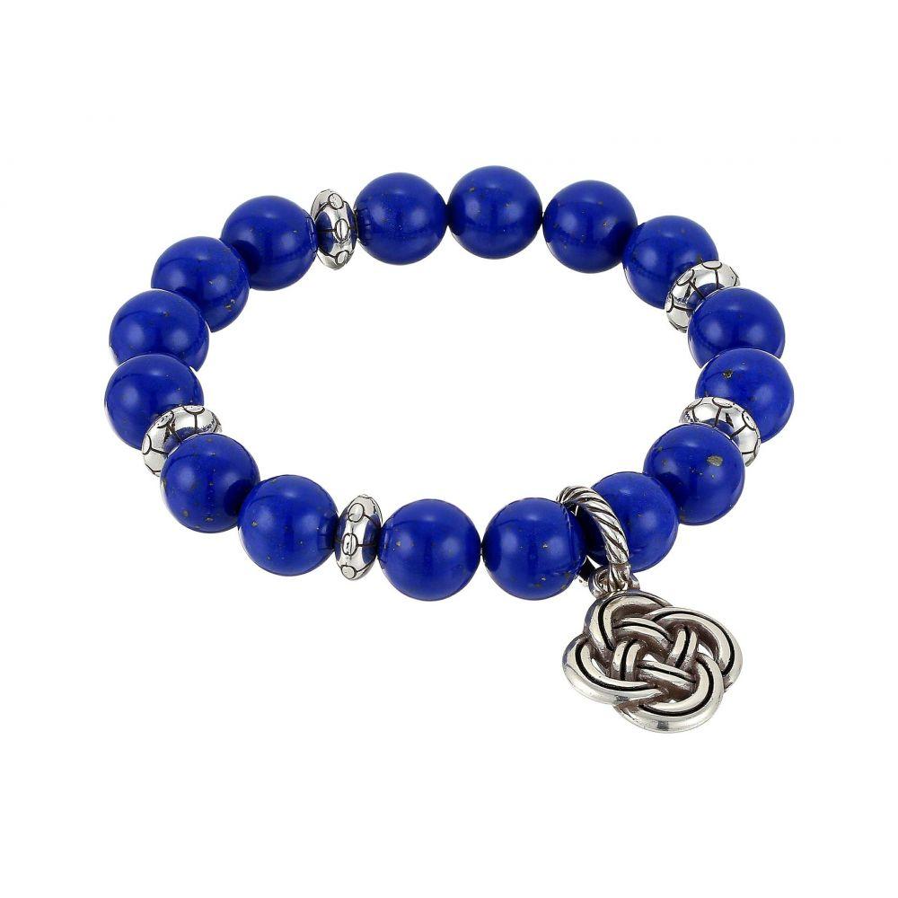 ブライトン Brighton レディース ジュエリー・アクセサリー ブレスレット【Interlok Lapis Stretch Bracelet】Blue