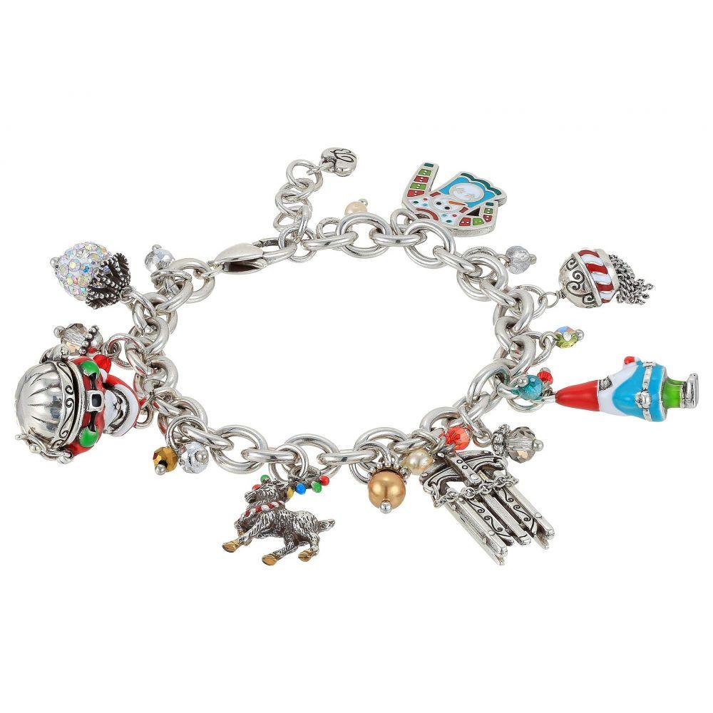 ブライトン Brighton レディース ジュエリー・アクセサリー ブレスレット【Christmas Lane Bracelet】Multi