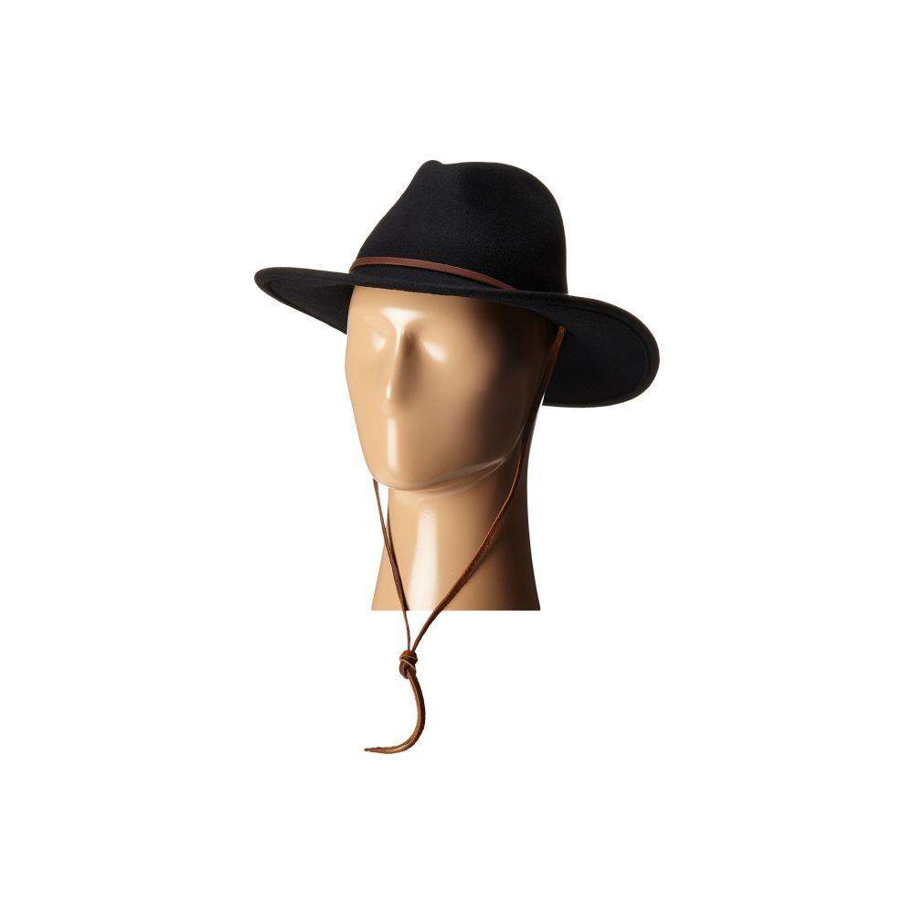 ブリクストン Brixton レディース 帽子【Field Hat】Black