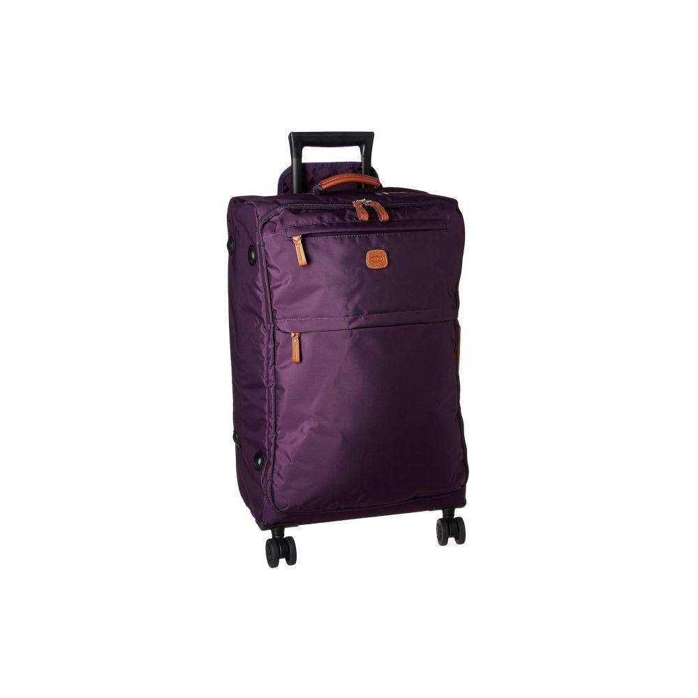 ブリックス Bric's Milano レディース バッグ スーツケース・キャリーバッグ【X-Bag 25' Spinner w/ Frame】Violet