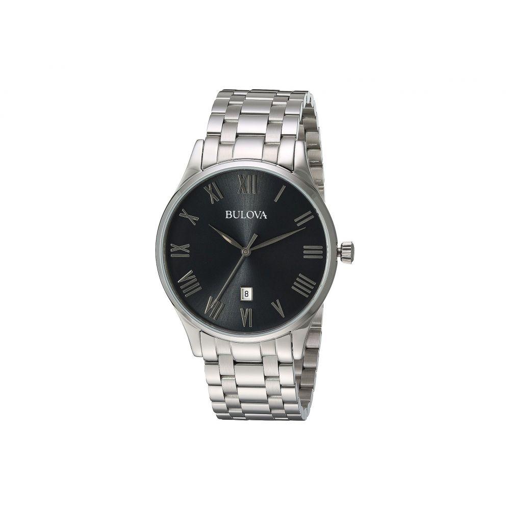 ブローバ Bulova メンズ 腕時計【Classic - 96B261】Stainless Steel