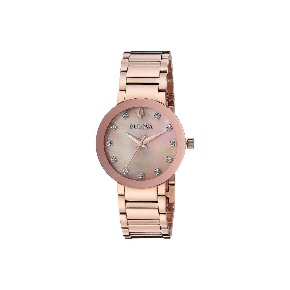 ブローバ Bulova レディース 腕時計【Modern - 97P132】Rose