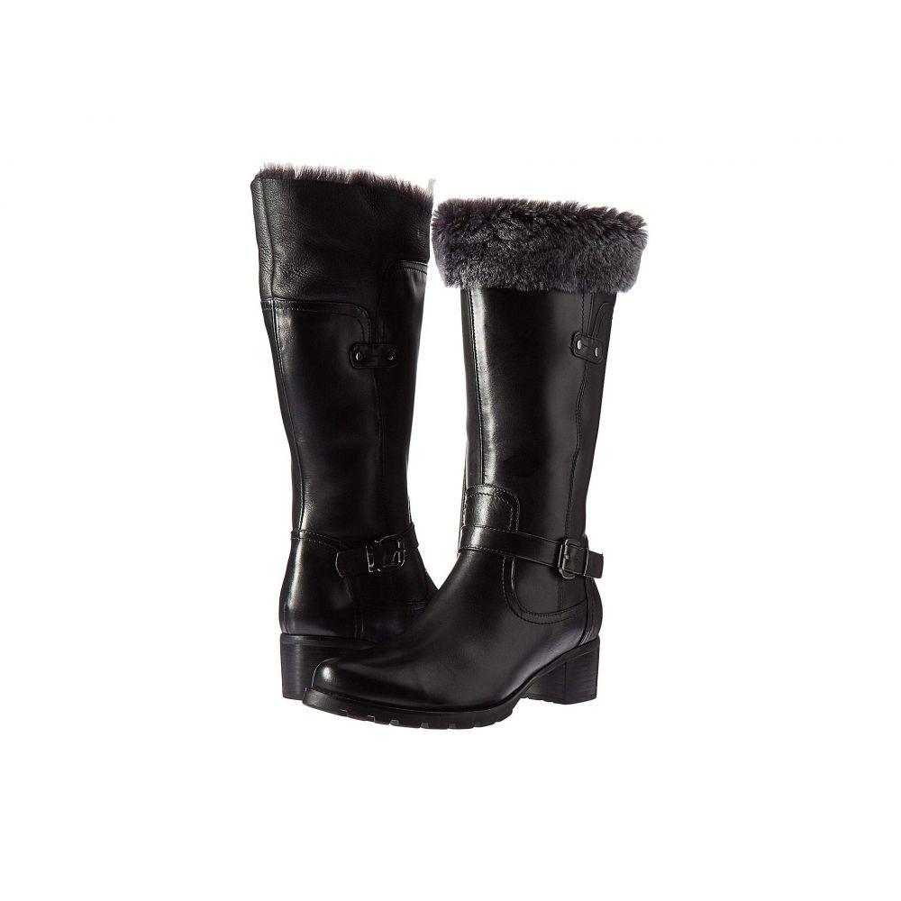 ブロンド Blondo レディース シューズ・靴 ブーツ【Flavia Waterproof】Black Leather