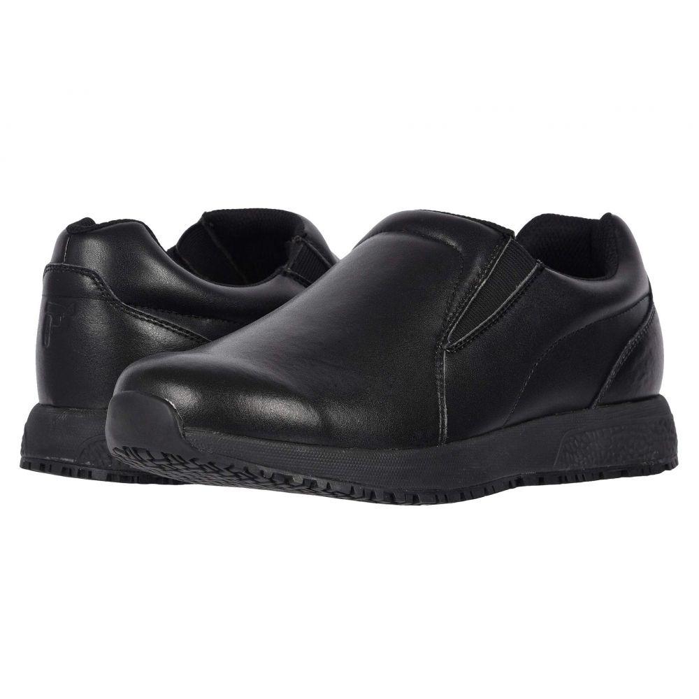 プロペット Propet メンズ シューズ・靴 スニーカー【Stannis】Black Leather