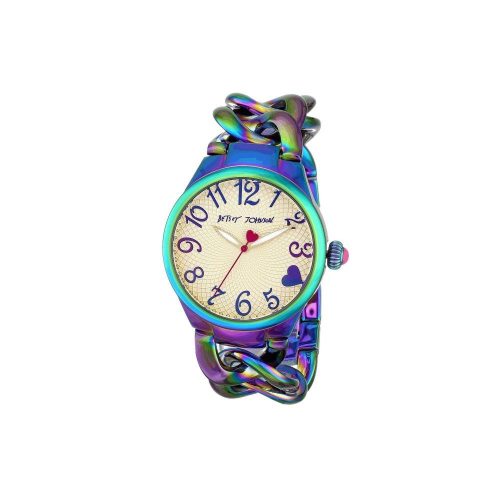 ベッツィ ジョンソン Betsey Johnson レディース 腕時計【BJ00297-04】Multi