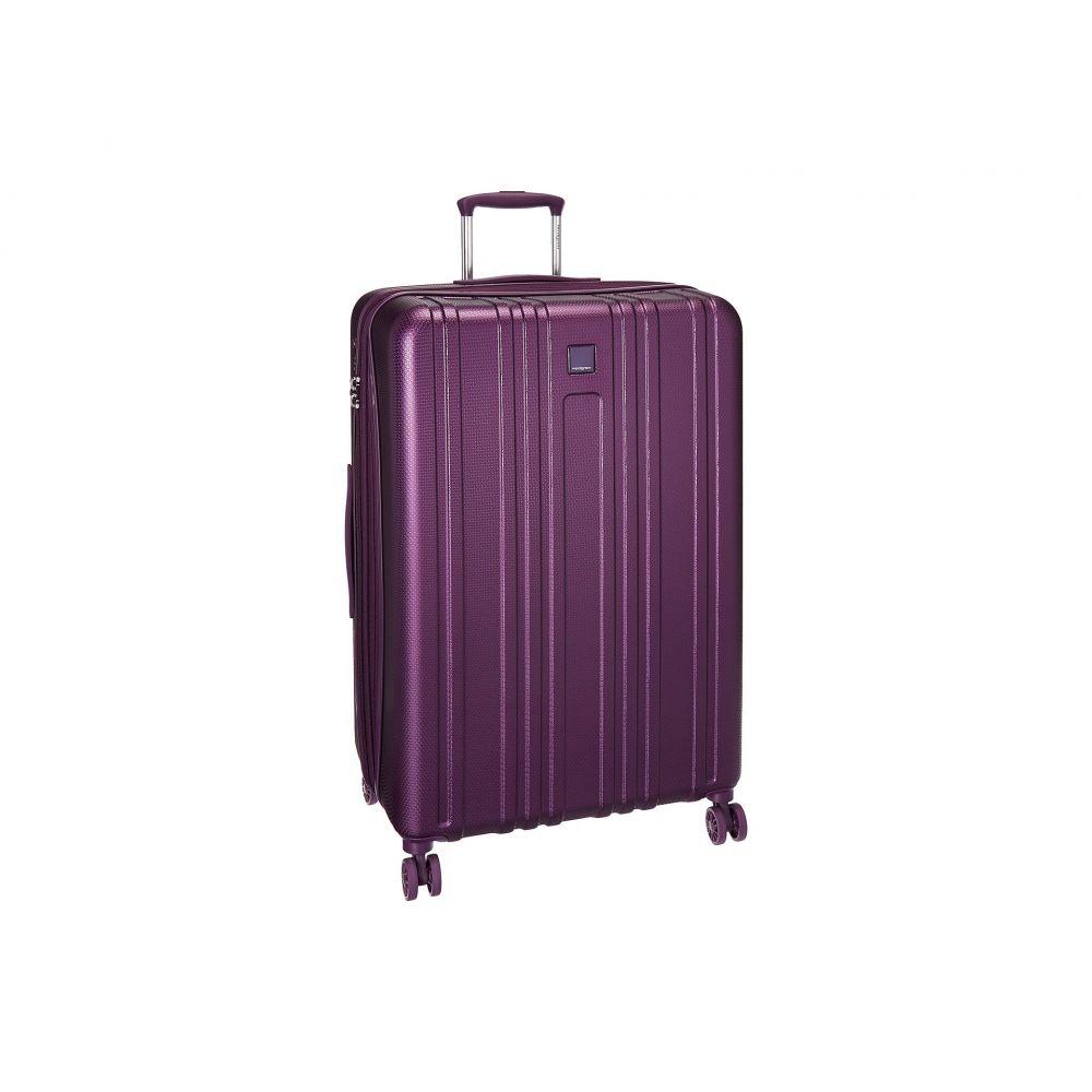 ヘデグレン Hedgren レディース バッグ スーツケース・キャリーバッグ【Transit Gate Large Expandable Spinner】Purple Passion