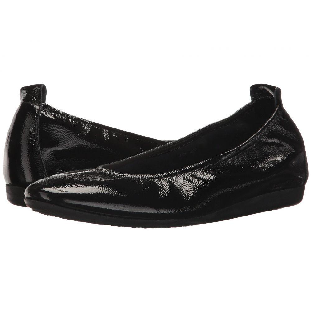 アルシュ Arche レディース シューズ・靴 スリッポン・フラット【Laius】Noir Patent Leather