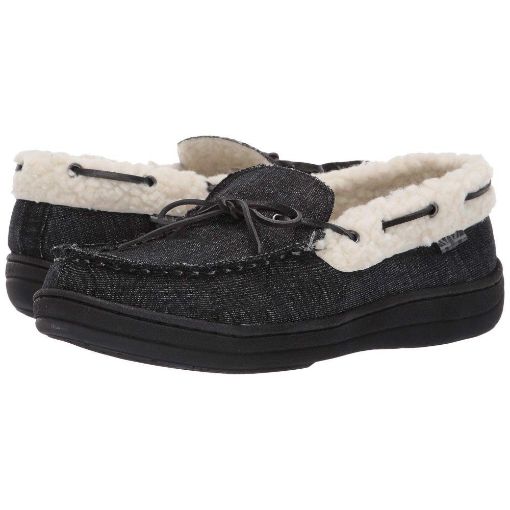 ベンシャーマン Ben Sherman メンズ シューズ・靴 スリッパ【Jeffery Slipper】Black Denim