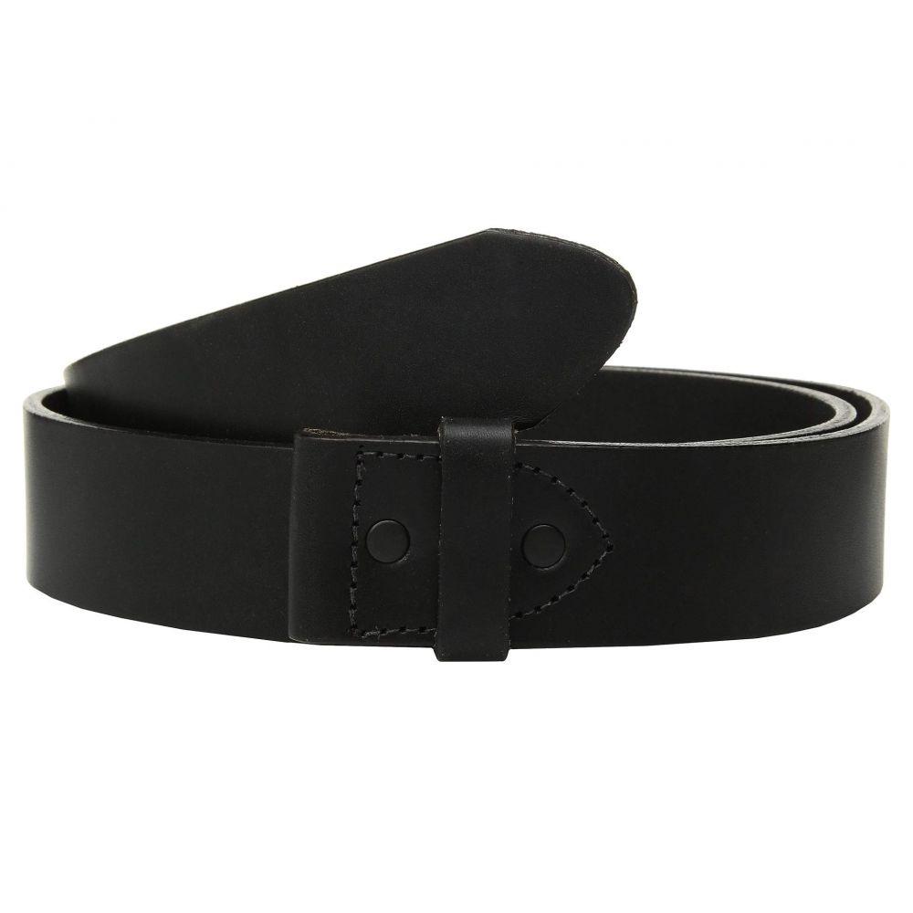 マウンテンカーキス Mountain Khakis レディース ベルト【Leather Belt】Black