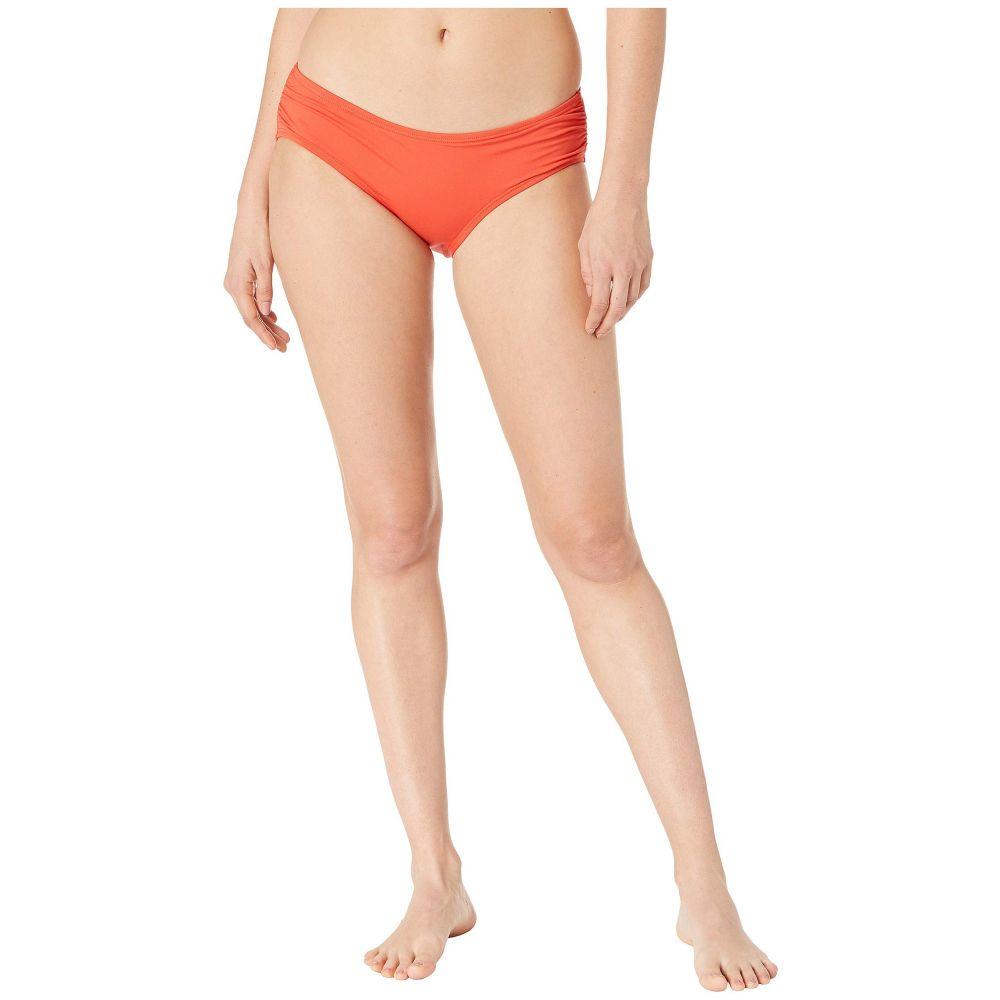 割引購入 マイケル コース MICHAEL Michael Kors Kors レディース 水着 マイケル Michael・ビーチウェア ボトムのみ【Iconic Solids Shirred Bikini Bottoms】Terracotta, 選んで屋:62c4d49d --- canoncity.azurewebsites.net