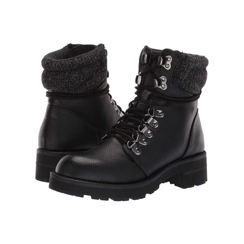 ミア MIA レディース ハイキング・登山 シューズ・靴【Lindsey】Black