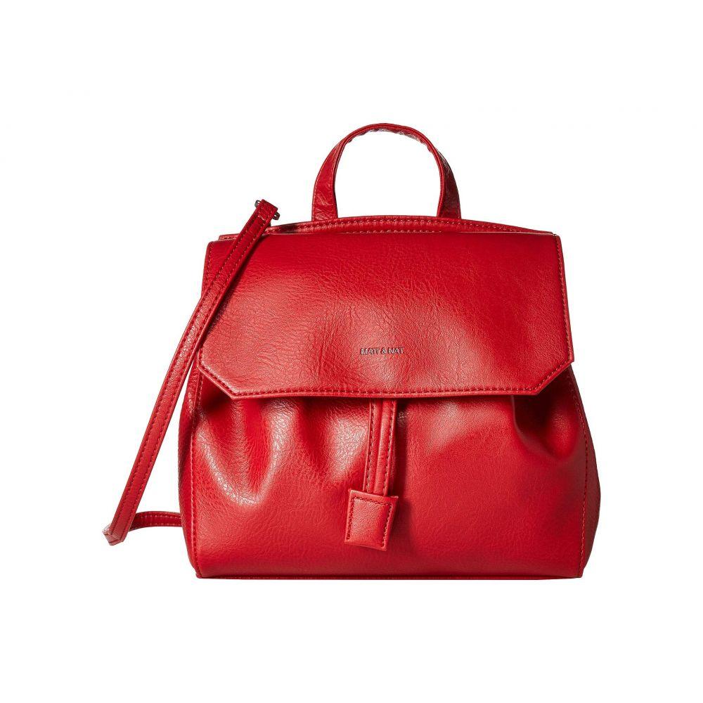 マット アンド ナット Matt & Nat レディース バッグ ハンドバッグ【Dwell Mulan】Red