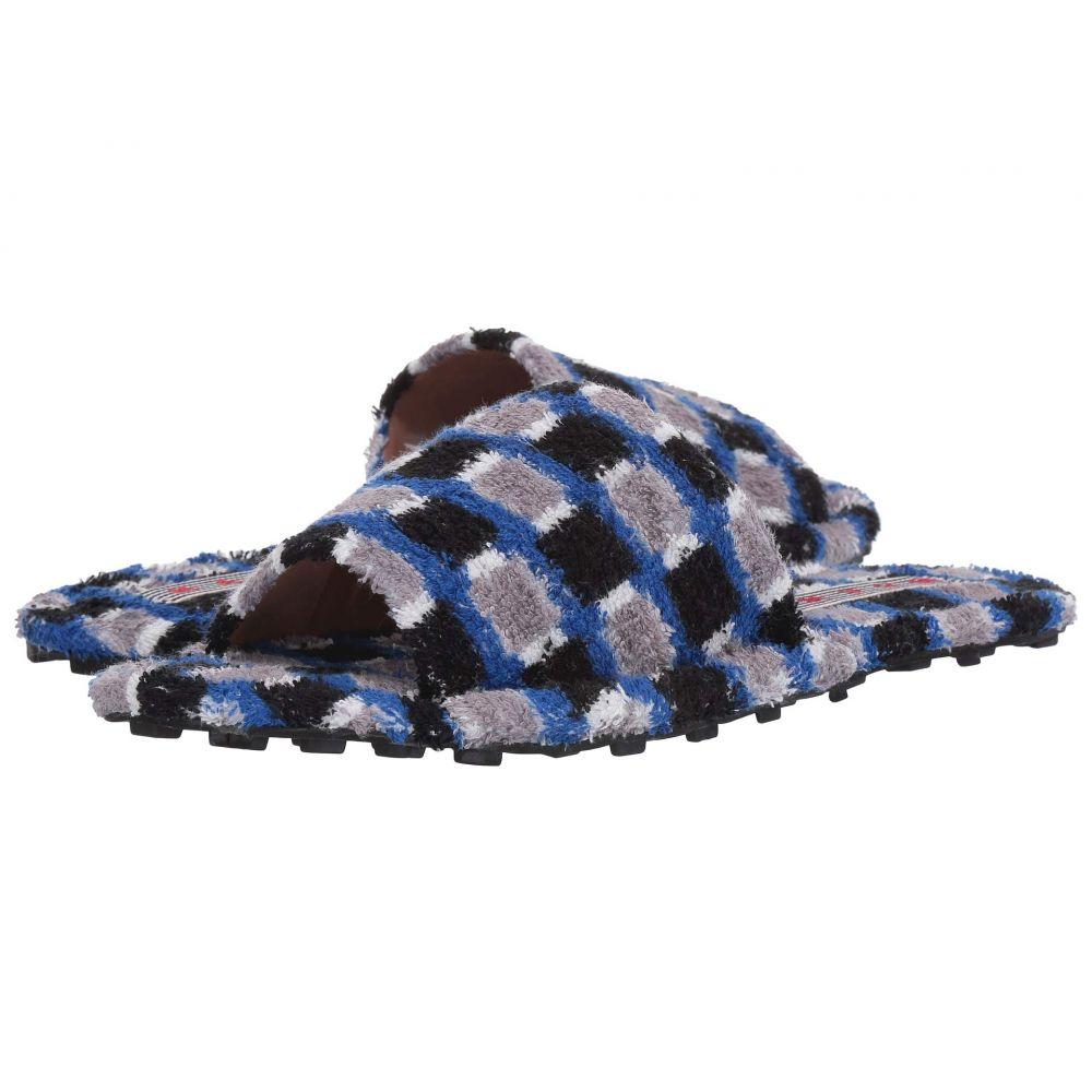 マルニ MARNI メンズ シューズ・靴 スリッパ【Terry Cloth Slide】Royal