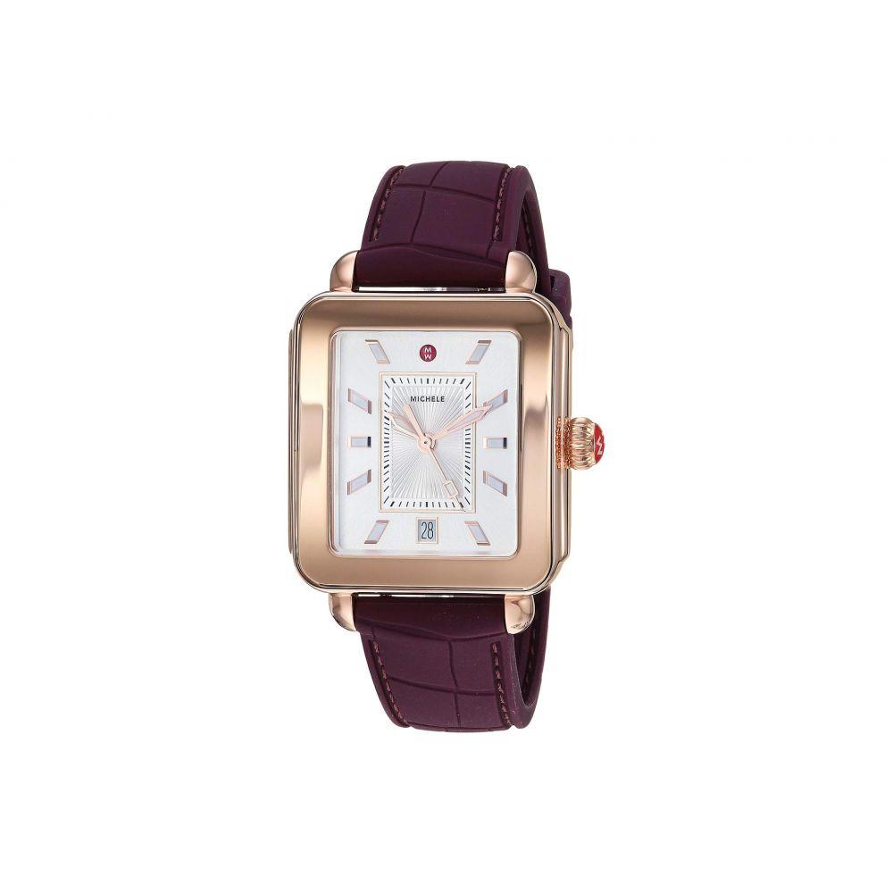 ミッシェル Michele レディース 腕時計【Deco Sport - MWW06K000013】Plum