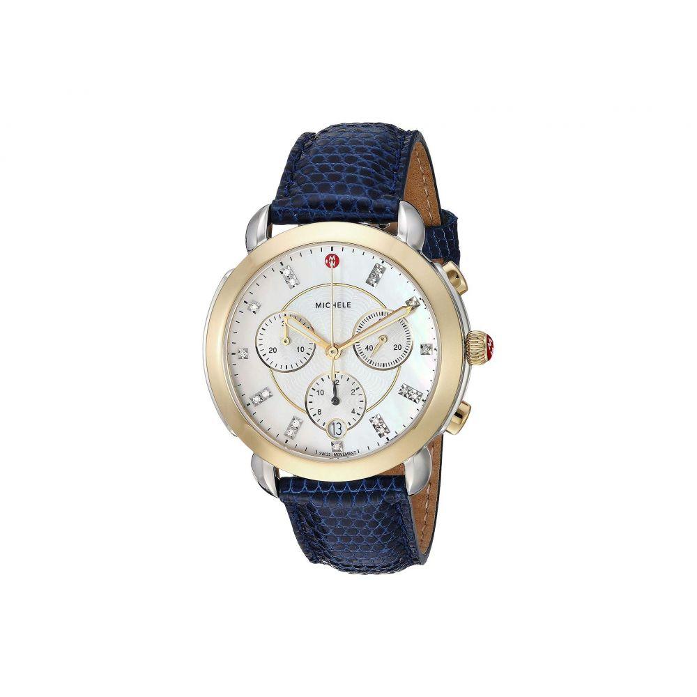 ミッシェル Michele レディース 腕時計【Sidney - MWW30A000039】Navy