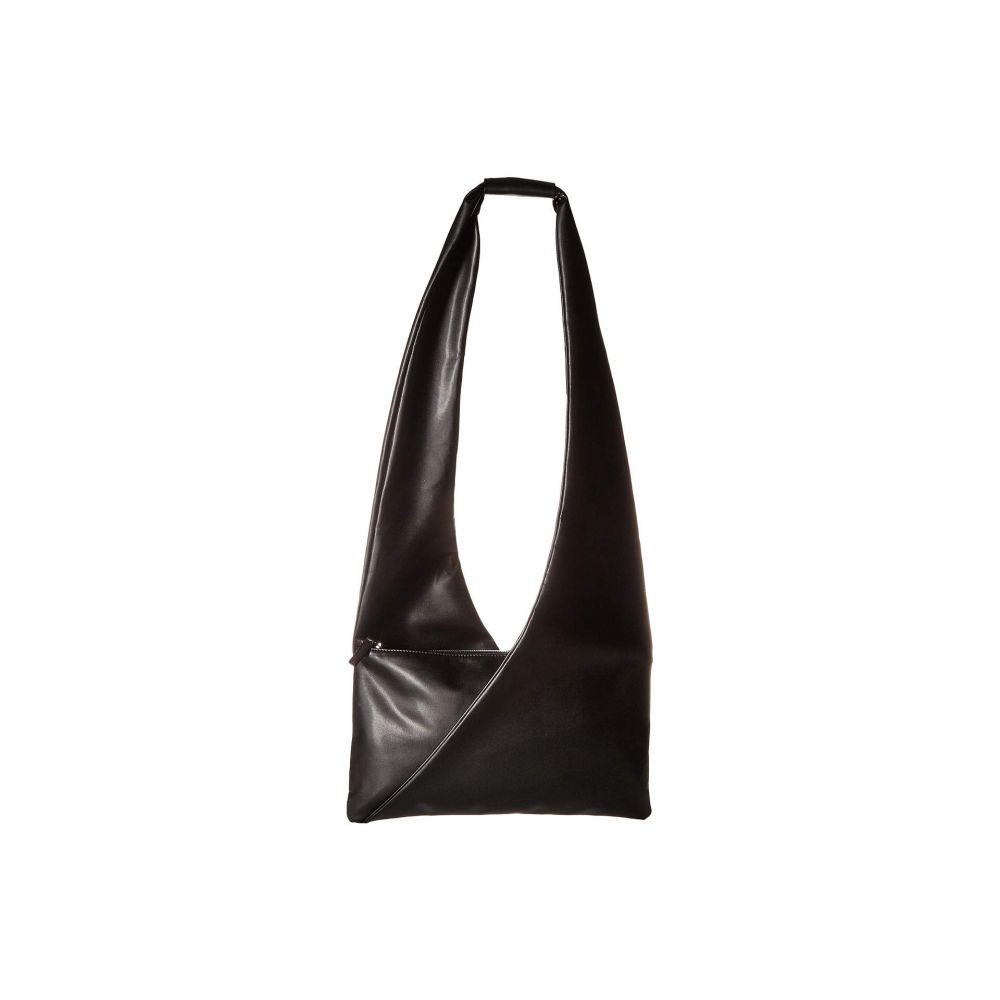 メゾン マルジェラ MM6 Maison Margiela レディース バッグ トートバッグ【Logo Tote】Black