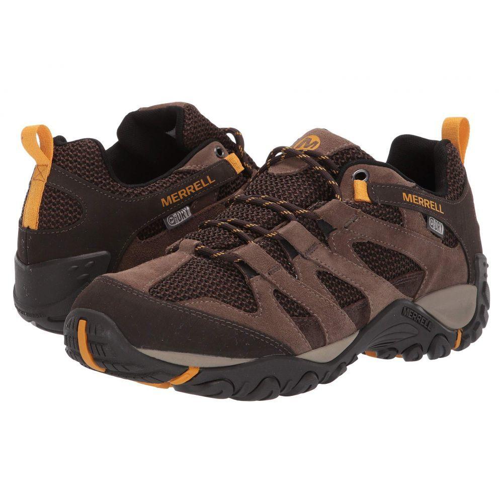 メレル Merrell メンズ ハイキング・登山 シューズ・靴【Alverstone Waterproof】Merrell Stone