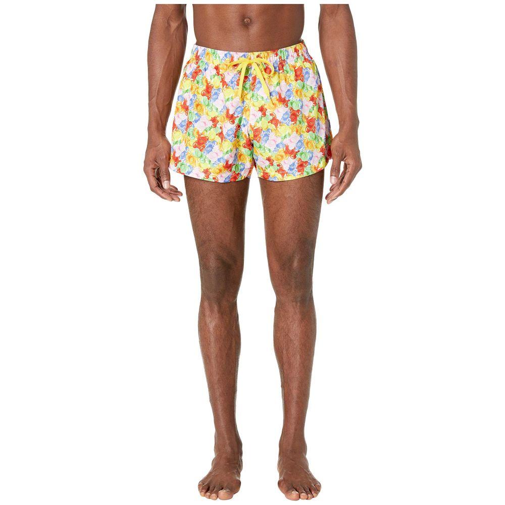 モスキーノ Moschino メンズ 水着・ビーチウェア 海パン【Gummy Bears Swim Shorts】Multi
