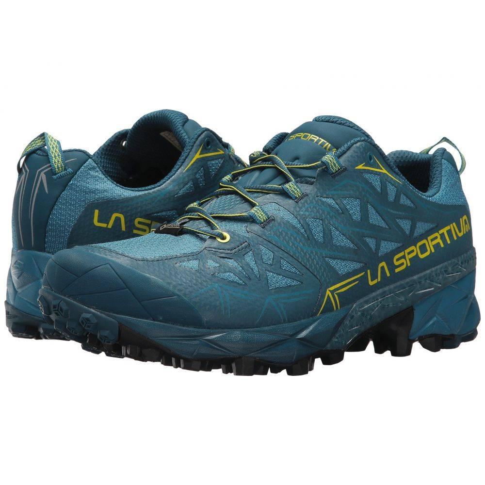 ラスポルティバ La Sportiva メンズ ランニング・ウォーキング シューズ・靴【Akyra GTX】Ocean/Sulphur