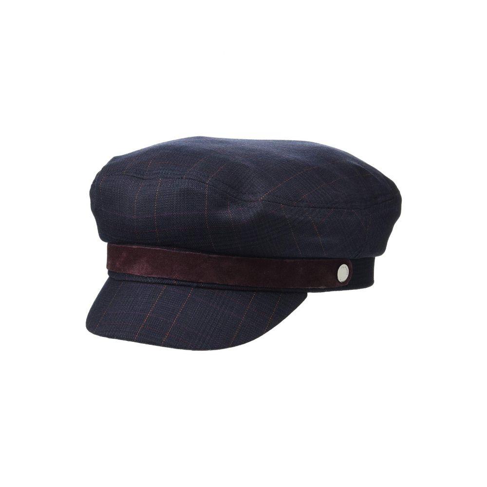 ラグ&ボーン rag & bone レディース 帽子【Fisherman Cap】Navy Multi