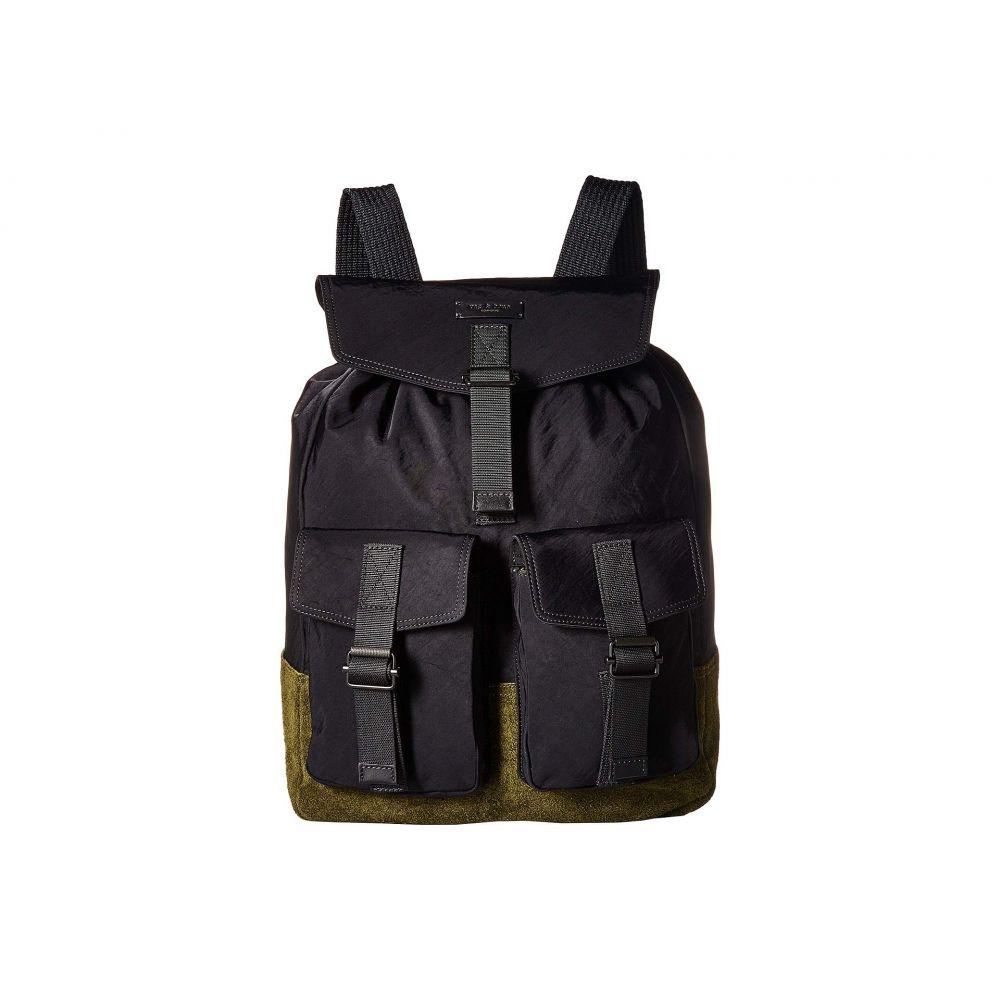 ラグ&ボーン rag & bone メンズ バッグ バックパック・リュック【Field Backpack】Black