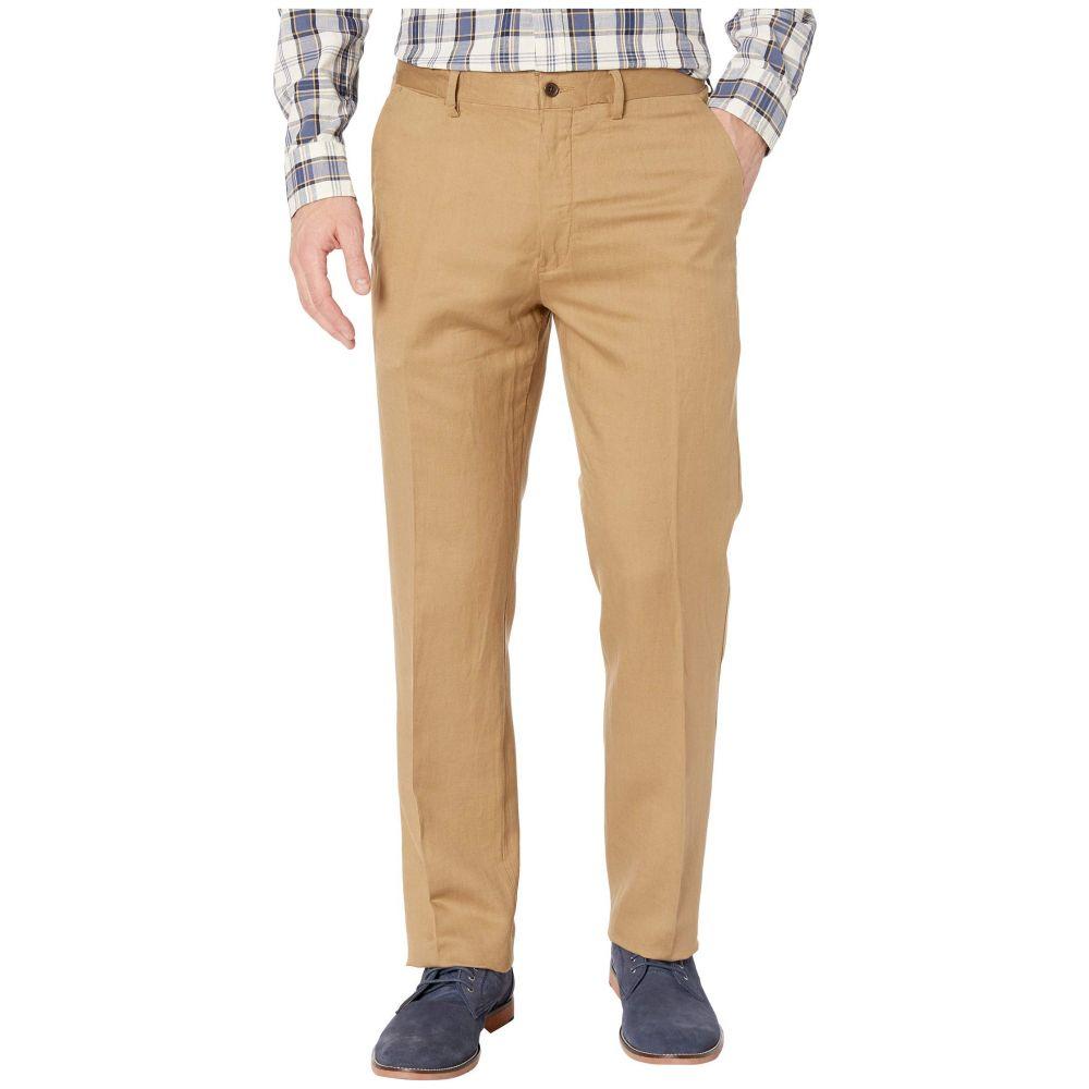 ラルフ ローレン Polo Ralph Lauren メンズ ボトムス・パンツ【Linen Lyocell Blend Newport Flat Classic Fit Pants】Desert Khaki
