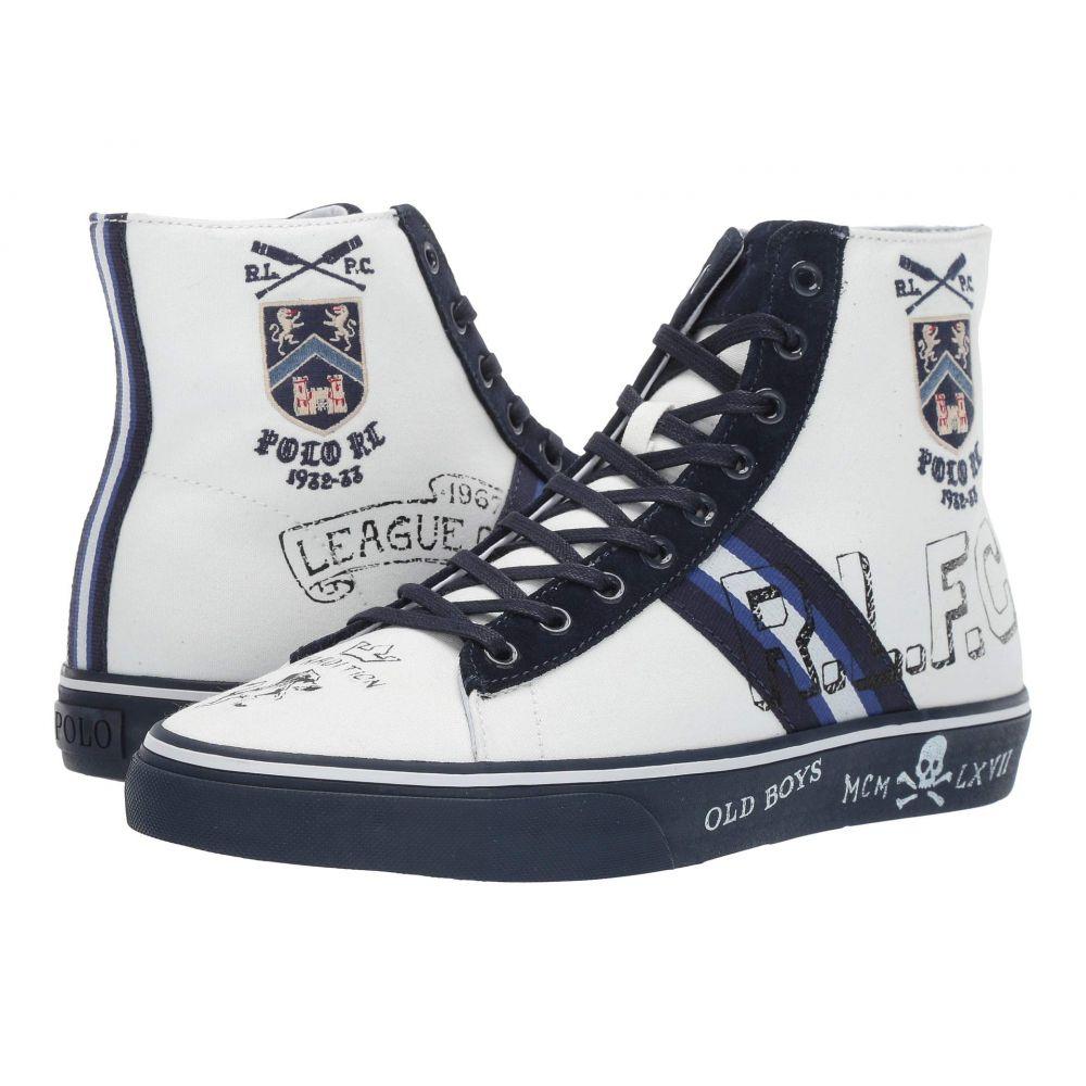 ラルフ ローレン Polo Ralph Lauren メンズ シューズ・靴 スニーカー【Solomon II】Newport Navy