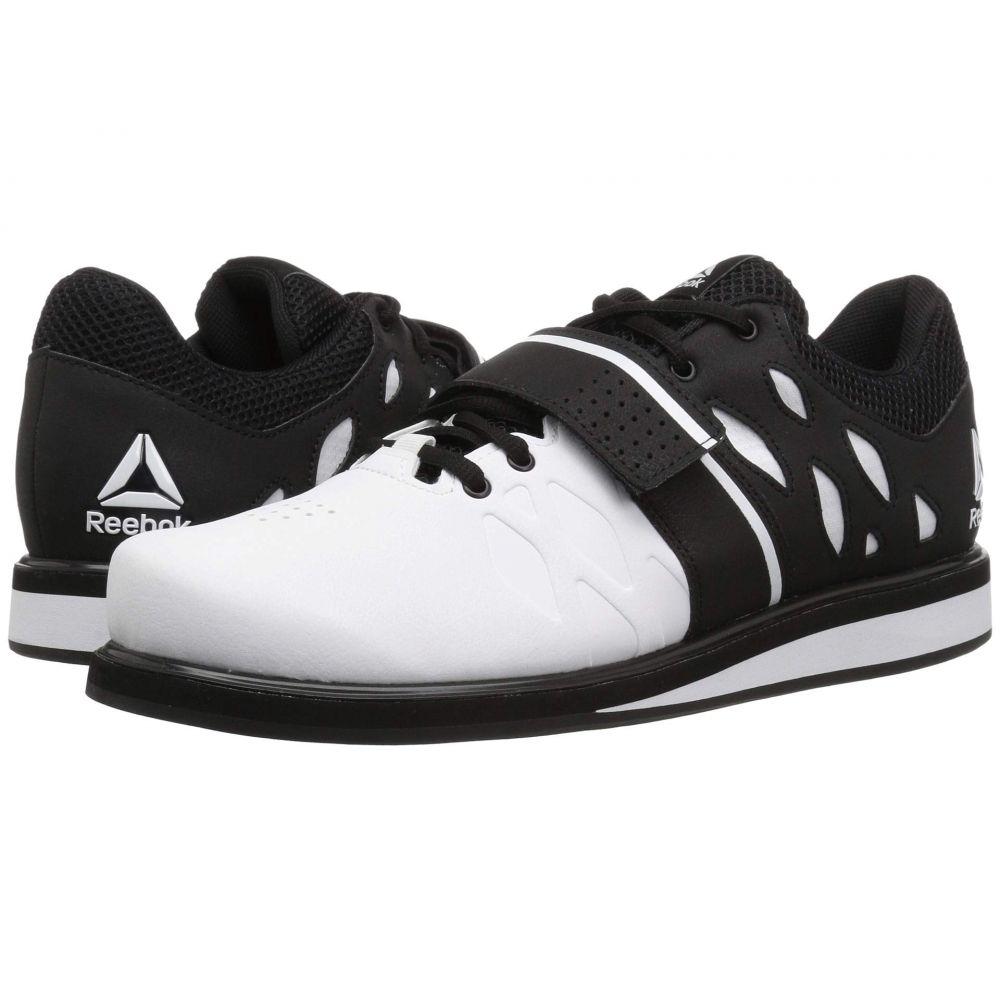 リーボック Reebok メンズ シューズ・靴 スニーカー【Lifter PR】White/Black