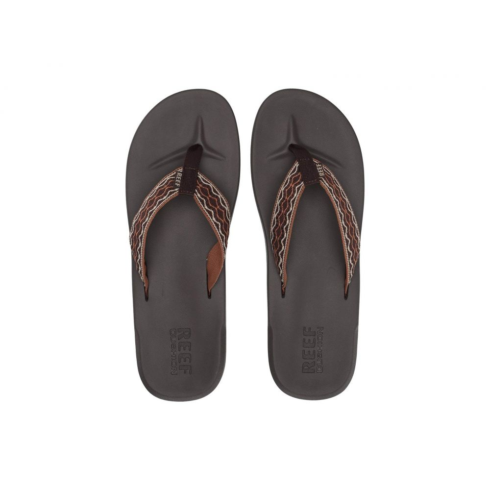 リーフ Reef メンズ シューズ・靴 サンダル【Cushion Smoothy】Brown