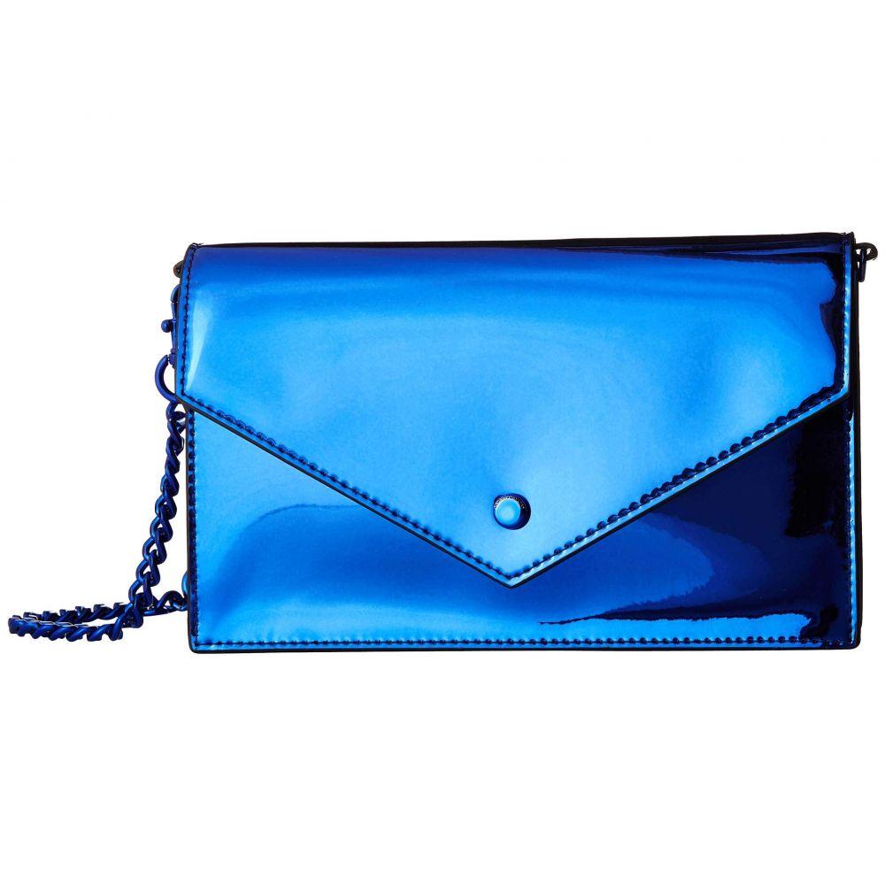 レベッカ ミンコフ Rebecca Minkoff レディース バッグ ショルダーバッグ【Wallet Crossbody】Blue