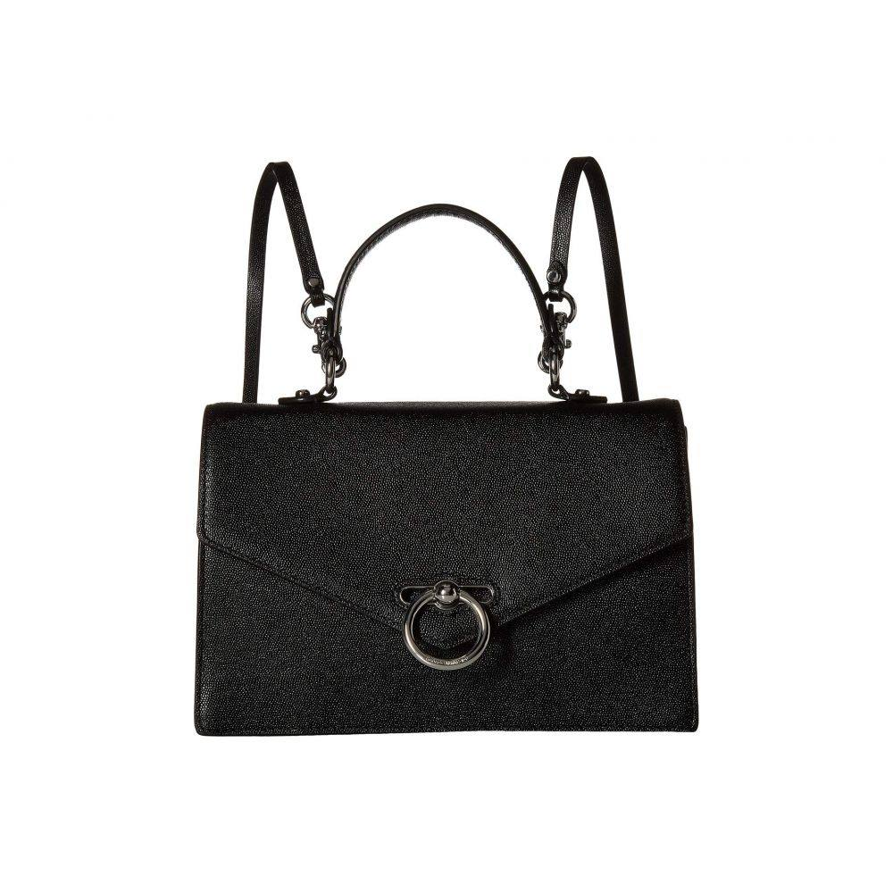 レベッカ ミンコフ Rebecca Minkoff レディース バッグ バックパック・リュック【Jean Convertible Backpack】Black