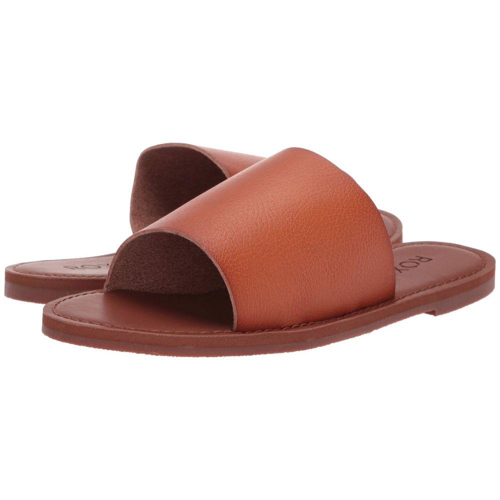 ロキシー Roxy レディース シューズ・靴 サンダル・ミュール【Kaia】Brown