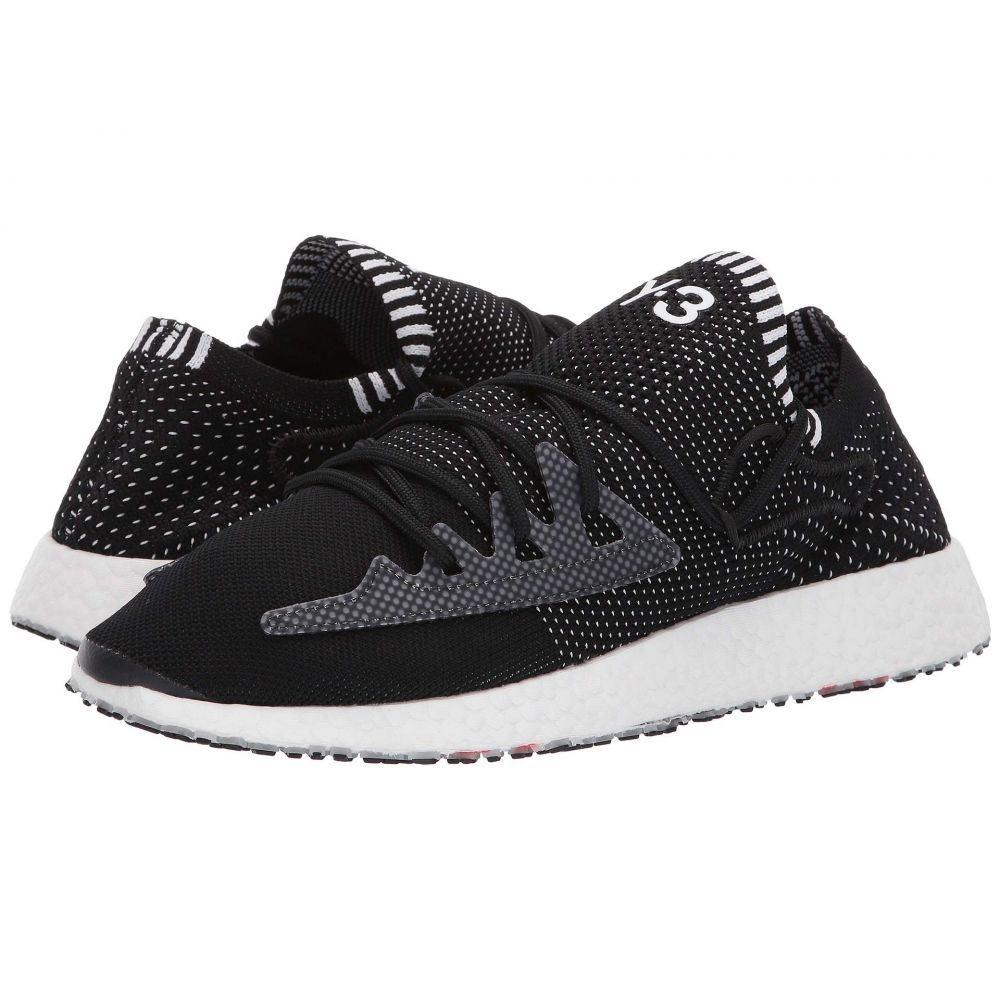 ワイスリー adidas Y-3 by Yohji Yamamoto レディース シューズ・靴 スニーカー【Y-3 Raito Racer】Core Black/Core Black/Footwear White