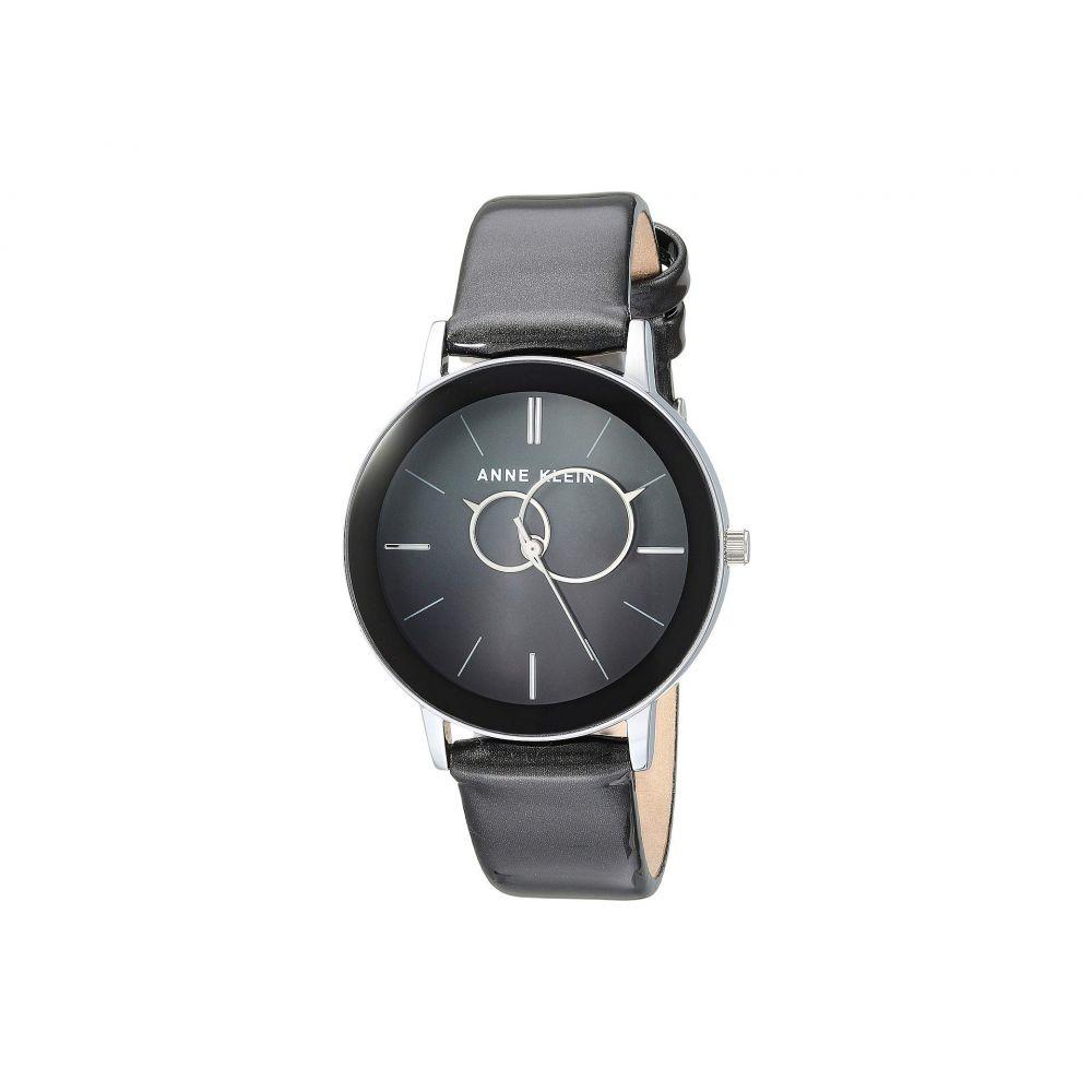 アン クライン Anne Klein レディース 腕時計【AK-3261BKGY】Black/Grey