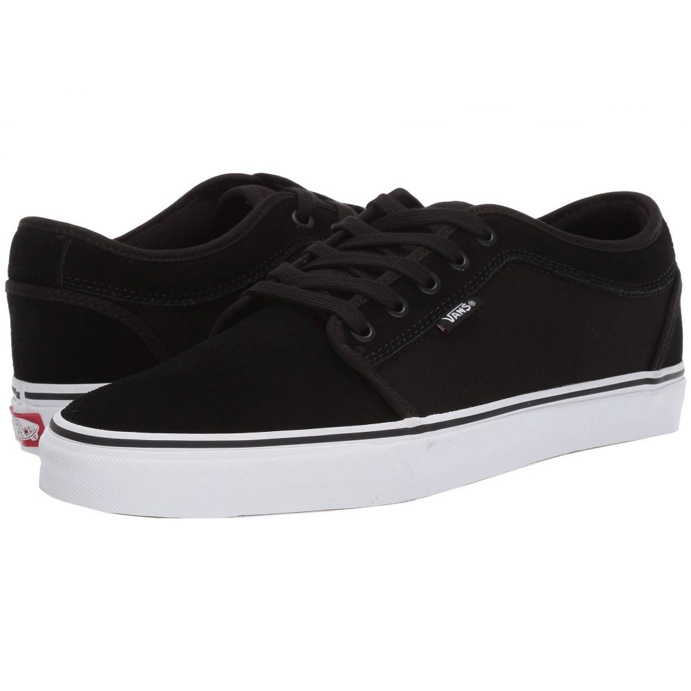 ヴァンズ Vans メンズ シューズ・靴 スニーカー【Chukka Low】Suede) Black/True White