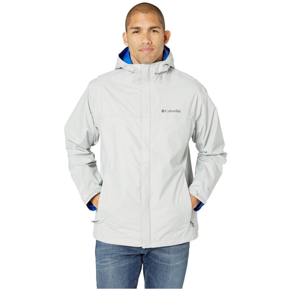 コロンビア Columbia メンズ アウター ジャケット【Watertight(TM) II Jacket】Cool Grey/Azul