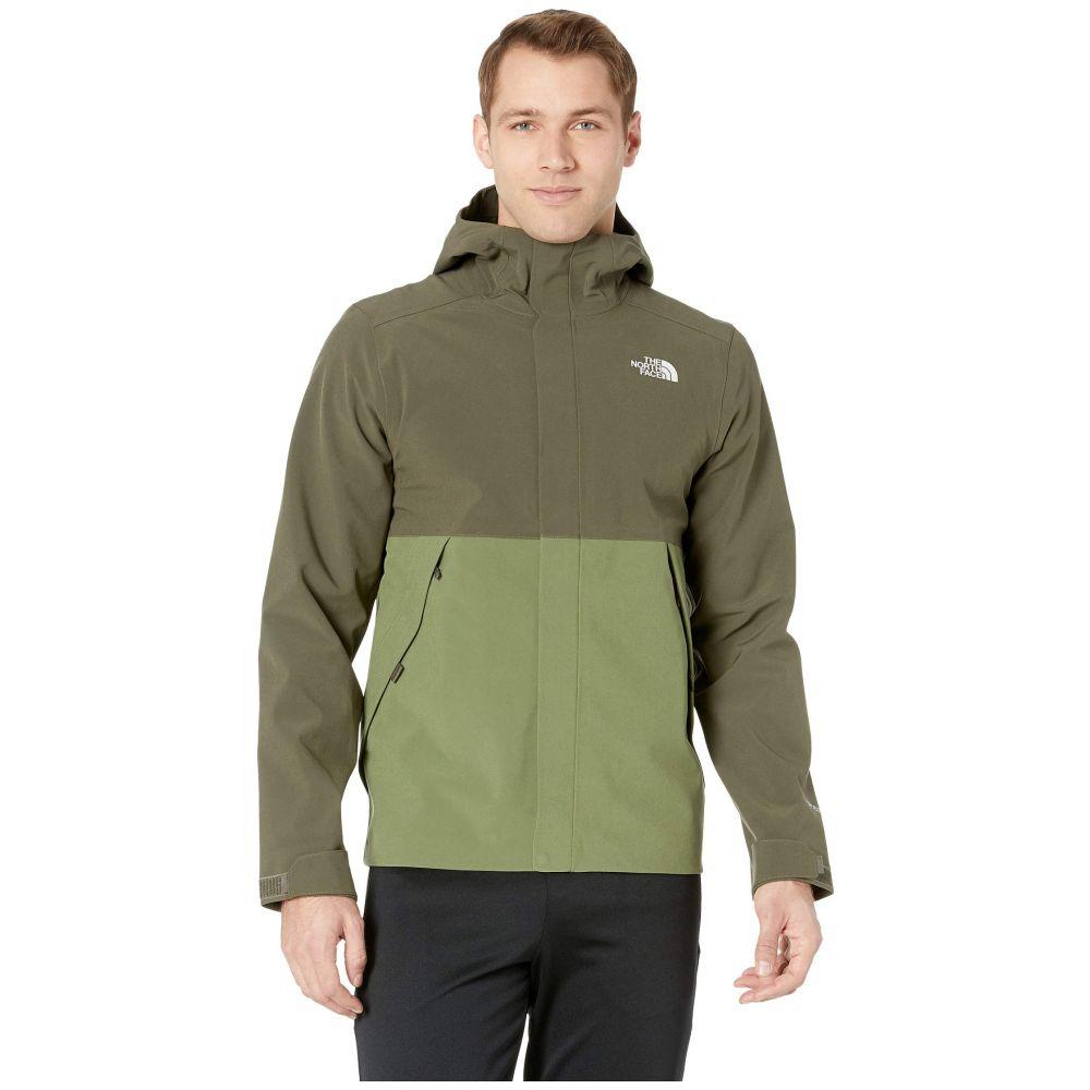 ザ ノースフェイス The North Face メンズ アウター ジャケット【Apex Flex DryVent(TM) Jacket】New Taupe Green/Four Leaf Clover