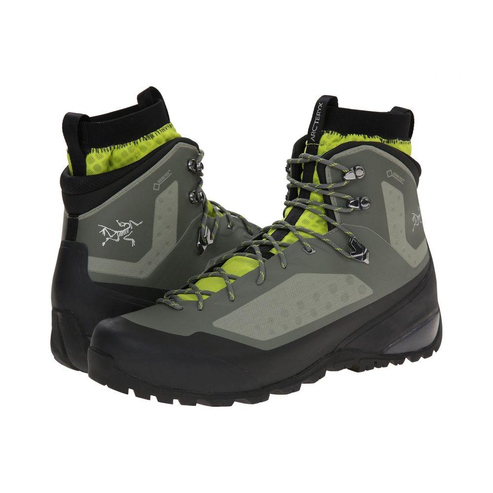 アークテリクス Arc'teryx メンズ ハイキング・登山 シューズ・靴【Bora Mid GTX】Tundra/Reed Green
