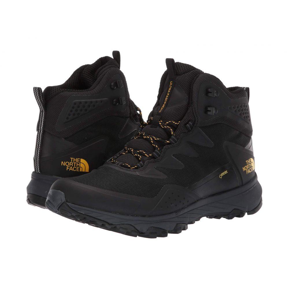ザ ノースフェイス The North Face メンズ ハイキング・登山 シューズ・靴【Ultra Fastpack III Mid GTX】TNF Black/Amber