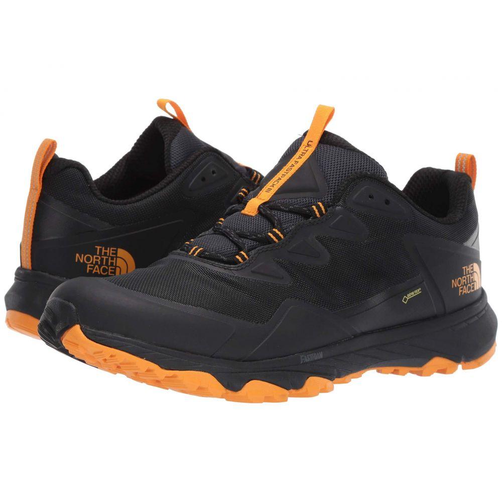 ザ ノースフェイス The North Face メンズ ハイキング・登山 シューズ・靴【Ultra Fastpack III GTX】TNF Black/Zinnia Orange
