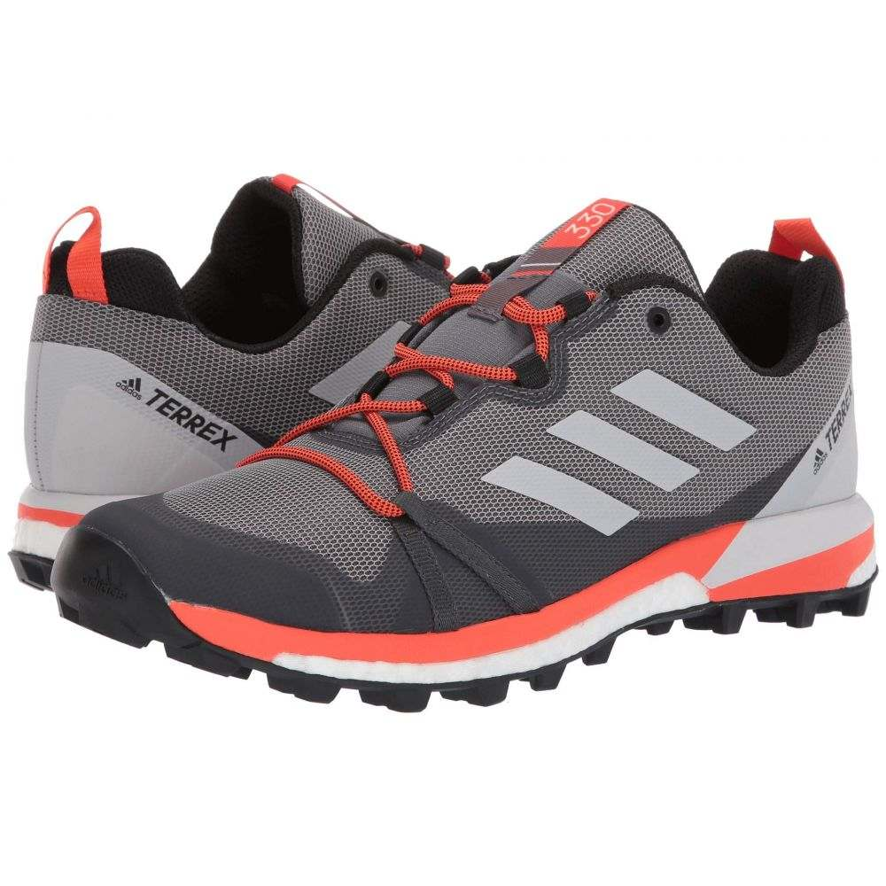 アディダス adidas Outdoor メンズ ハイキング・登山 シューズ・靴【Terrex Skychaser LT】Grey Three/Grey One/Active Orange
