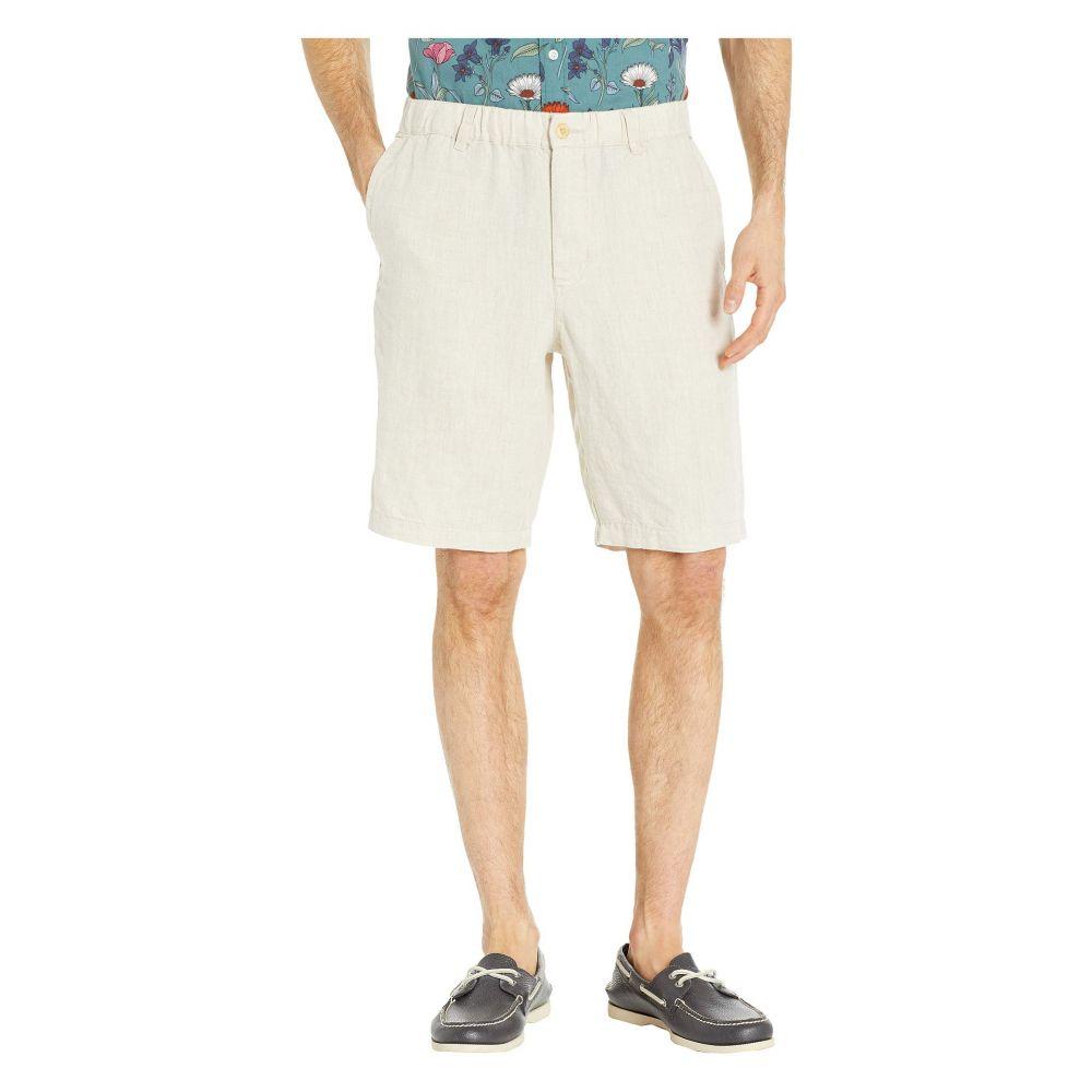 トミー バハマ Tommy Bahama メンズ ボトムス・パンツ ショートパンツ【Linen The Good Life Shorts】Natural Linen