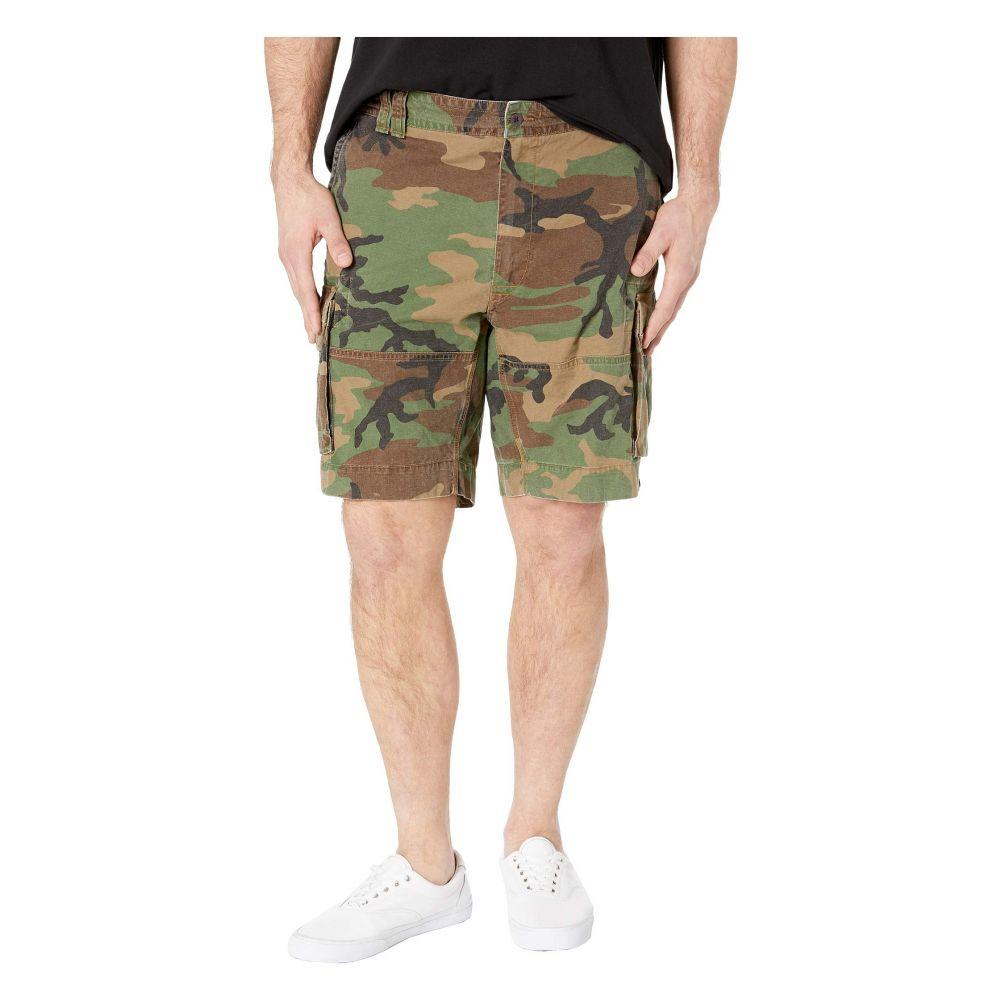 ラルフ ローレン Polo Ralph Lauren Big & Tall メンズ ボトムス・パンツ ショートパンツ【Big & Tall Gellar Cargo Shorts】Surplus Camo