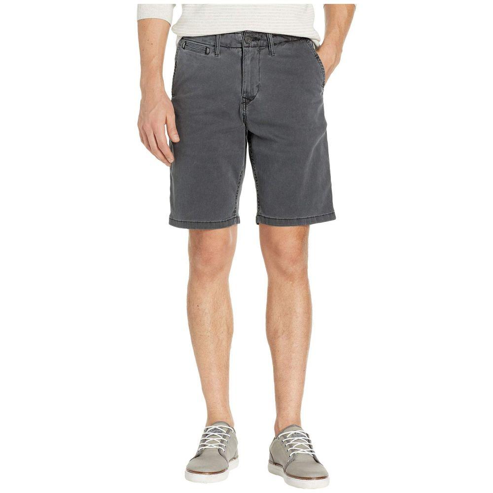ラッキーブランド Lucky Brand メンズ ボトムス・パンツ ショートパンツ【Flat Front Shorts】Phantom